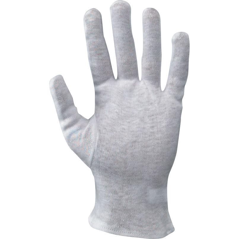 GUANTO Cotton White