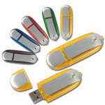 Chiavetta USB 2Gb ABS/Metal
