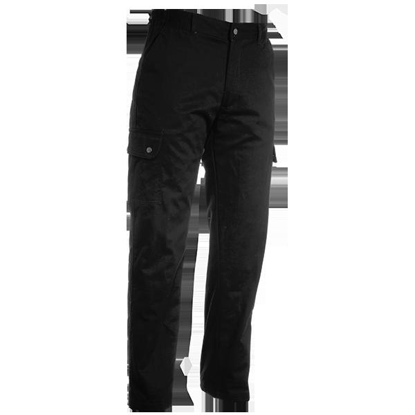 Pantalone invernale foderato in flanella scozia, WOLF.