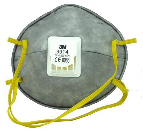 Respiratore speciale 9914