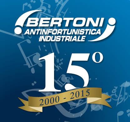 15° Anniversario Bertoni Antinfortunistica