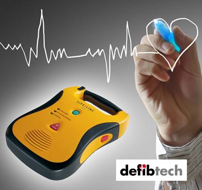 Defibrillatore Lifeline aed